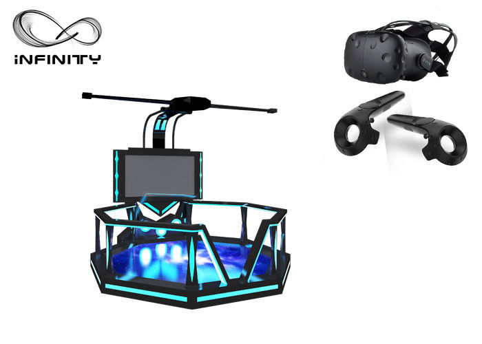 HTC VIVE VR Gaming Platform , 9D Virtual Reality Game Machine For Theme Park